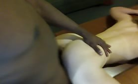 Cheating Slut Came Back to Get more BBC Ass Slam 3 - thumb 1