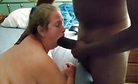 Dick Barely Fit In Her Mouth - thumb 0